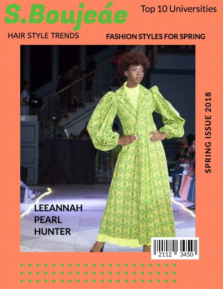 LEEANNAH HUNTER MAGAZINE